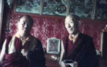 Divine Friends: The Karmapa and Trijang Rinpoche