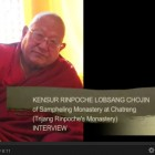An Exclusive Interview with Kensur Rinpoche Lobsang Chojin of Sampheling Monastery