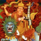 A prayer by the current incarnation of Tulku Drakpa Gyeltsen