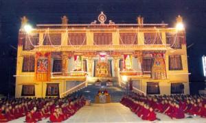Shar Ganden Monastery