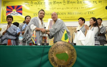The Tibetan Youth Congress is Tibet's Future