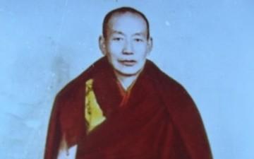 Penghargaan kepada Denma Gonsa Rinpoche