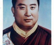 His Holiness the 10th Panchen Rinpoche