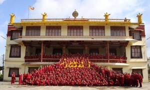In 2008, Dhokang Khangtsen with its 600 tulkus, geshes and monks separated from Gaden Shartse monastery and formed Shar Gaden. This fledgling monastery is an enduring legacy of the segregation imposed by the Dorje Shugden ban