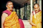 Geshe Rabten and Lama Yeshe