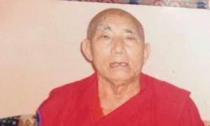 Gen Tenzin Donyoe or better known as Gen Ahzung