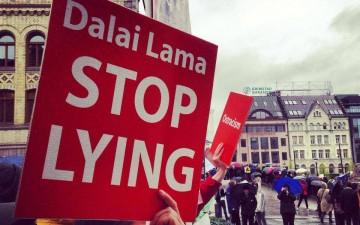 Liputan: Demonstrasi Damai di Oslo, Norwegia