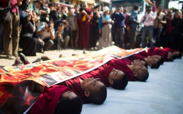 A FREE TIBET – Is it possible with internal UNREST?