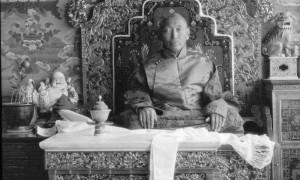 The 13th Dalai Lama, Ngawang Lobsang Thupten Gyatso Jigdral Chokley Namgyal