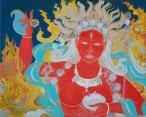 Intensive residential course Tantric Ngalso Selfhealing - Vajrayoghini Meditation the Sky Dance of Great Bliss - a method to trasform unlimited desire @ Albagnano Healing Meditation Centre