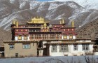 Zetho Monastery in Chamdo, Tibet, China
