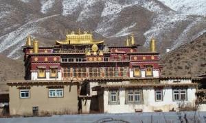 Zetho Monastery in Chamdo