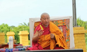 Four Days of Purification with H.E. Daknak Rinpoche in Taiwan