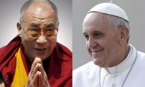 It has emerged that Pope Francis has snubbed the offer of a meeting with His Holiness the Dalai Lama