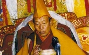 A Speech By Kyabje Denma Gonsa Rinpoche