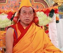 Kyabje Yongyal Rinpoche