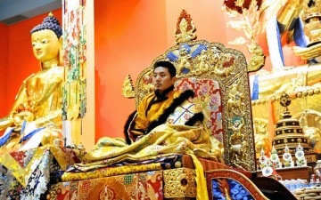 A Tribute to His Holiness Kyabje Trijang Chocktrul Rinpoche