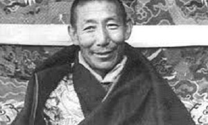H.H. Trijang Dorje Chang