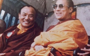 The Dalai Lamas – A Divine Comedy