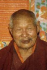 Venerable Geshe Singgey Rinpoche