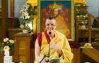 A Dorje Shugden Empowerment by Gen-La Dekyong at Manjushri KMC