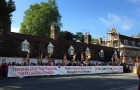 England: Peaceful Demonstration Coverage