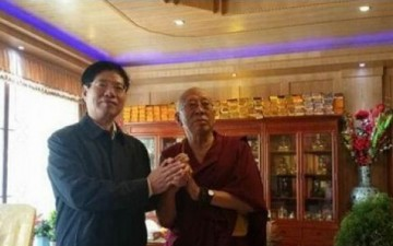 Dalai Lama's former biographer takes up residence in mainland China