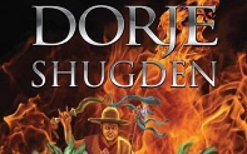 First Ever Dorje Shugden Graphic Novel in Italian