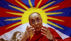 Dalai Lama the political leader