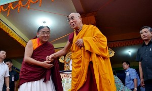 Never before has any Sakya Trizin made such an effort to cultivate a close relationship with the Tibetan leadership
