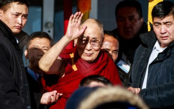 Mongolia Bans the Dalai Lama