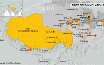 Tibet Burning