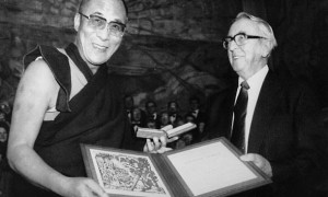 In 1989, the Dalai Lama was awarded the Nobel Peace Prize. In recent years the spiritual leader's award has come under questions as news of the Dalai Lama's secret CIA-sponsored wars against China are uncovered.