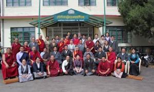 Dharamsala abuses the Dalai Lama
