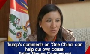"The Tibetan leadership cannot seem to make up their minds about their stance towards China. On one hand, they say that the Chinese leadership are the root of all their problems. On the other hand, they say a ""One China"" policy can help their cause. Yet it was this same policy that is supposed to be the root of all their problems. The Tibetan leadership's incredible double standards extends to the point they will say anything just to ensure they stay on their donor's good side (in this case Donald Trump), even if it means undermining what the Tibetan people have struggled for for 60 years."