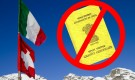 Tibetans rejected by Italy