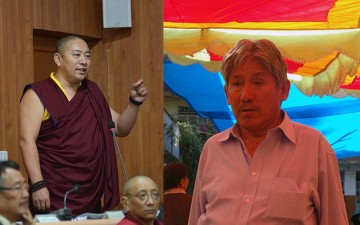 Why is the Tibetan government arguing about petty things again?