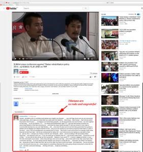 ungrateful Tibetans