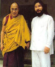 Dalai-Lama-Shoko-Asahara