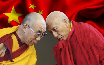Confirmed: Dalai Lama's envoy Samdhong Rinpoche visited China