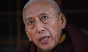 Samdhong Rinpoche Caught Lying Again