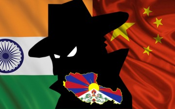 Ungrateful Tibetans in India Spying for China