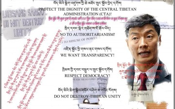 Tibetan exiled government regime falling apart