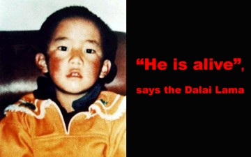 Dalai Lama corrects himself on Chinese Panchen Lama