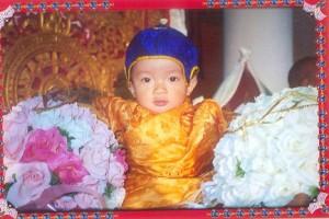 10th Zhabdrung Rinpoche