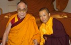 Sakyong Mipham with the Dalai Lama