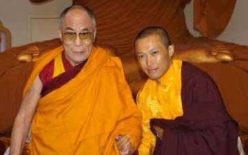 Crime is fine as long as you are endorsed by the Dalai Lama