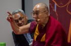 Addressing the Goa Institute of Management, His Holiness the Dalai Lama criticized India's legendary Prime Minister Jawaharlal Nehru for being self-centered and the primary cause for the partition of Indian and Pakistan. At the same talk he called for peace between Muslim while ignoring the fact his own Tibetan community remains heavily divided due to religious differences.