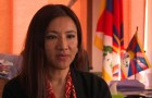 Dhardon Sharling was voted out of the Tibetan parliament in-exile after lying about her age. It was only after the intervention of Lobsang Sangay that she was given the position of Information Secretary of Central Tibetan Administration which Lobsang Sangay created specifically for her.