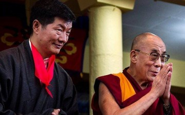 Tibetan Tailspin: Lobsang Sangay and Dalai Lama at odds